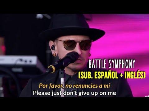 Linkin Park - Battle Symphony (Sub. Ingles Español) (Live Jimmy Kimmel)