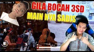 BOCAH KELAS 3SD MAIN SUDAH KEK GINI?!? GILA [GIVE AWAY] - PUBG MOBILE INDONESIA