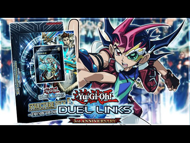 Yu-Gi-Oh! Duel Links | HUGE LEAKS! New Structure Deck TALES OF THE NOBLE KNIGHTS! NEW XYZ MONSTERS!