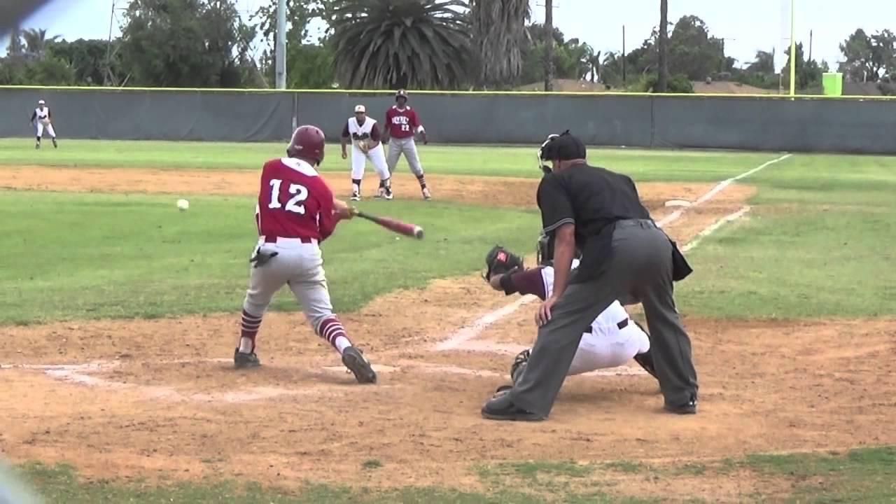 High School Baseball: Paramount vs. Downey - YouTube