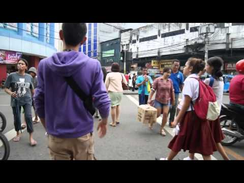 A walk down Colon Street in Cebu City