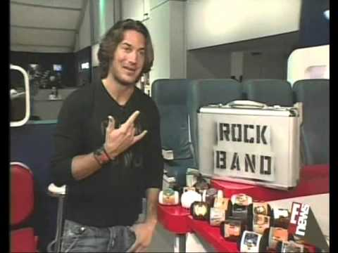 E!Segment ROCK BANDS by Lee Dahlberg