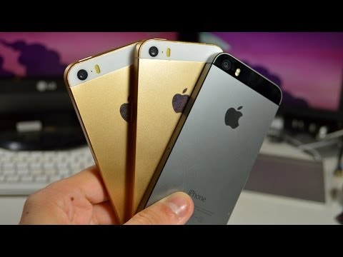 Fake Vs. Real IPhone 5s! Don't Get Scammed!