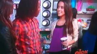Chelsea Gilligan on Victorious