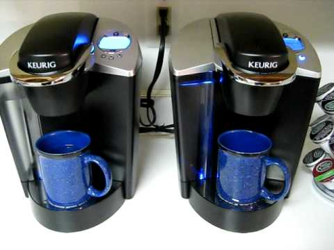 Keurig B60 Sound Comparison Of Loud And Quiet Models Youtube
