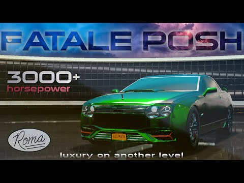 3000+ HP HYPER LUXURY COUPE | Automation / BeamNG