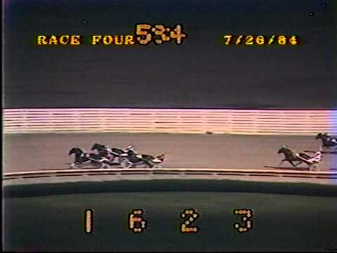 Rockin Abbe - Yonkers Raceway July 26, 1984