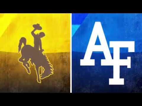 Football at Air Force Highlights (11-11-17)