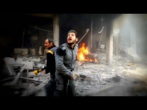 Ghouta: a guerra em imagens