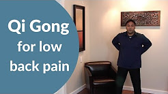Qi Gong Routine for Back Pain - Easy w/ Jeff Chand