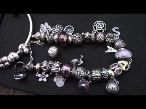 Gem Talk~pandora charm collection