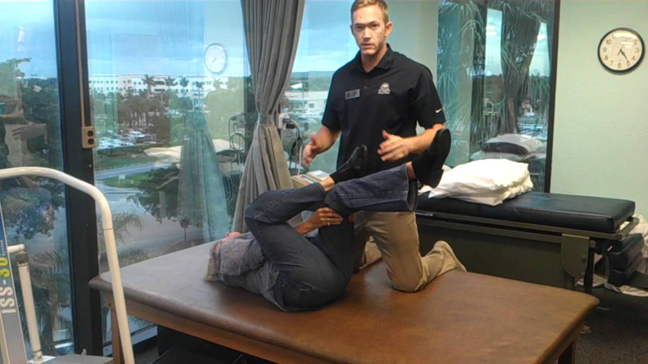 Williams Low Back Exercises With Nick Player At Dr