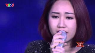 tears in heaven - thai van nhu  tap 1 vong tranh dau  the x factor - nhan to bi an 2016 season 2