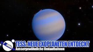 Gambar cover Aussergewöhnliches Planetensystem - HD 21749 - Weltraumteleskop TESS