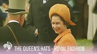 The Queen's Hats - Royal Fashion