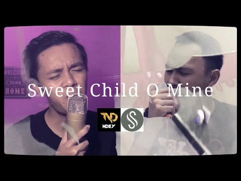 Guns N Roses – Sweet Child O Mine (Metal Cover) Ft. Ndey Jajal