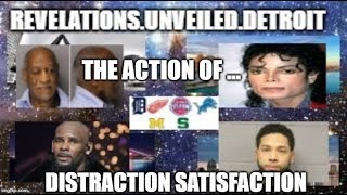 The Action Of DISTRACTION Satisfaction 3.