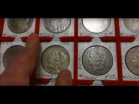 -- Lir Coins Shop Dublin! Silver Pick-ups And Tour!! --