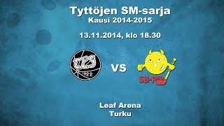 TSM: TPS - SB Pro ottelun maalikooste