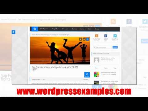 Linenity WP theme – responsive WordPress Magazine theme Linenity