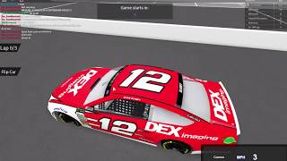 ROBLOX NASCAR '17 (2018 EXPANSION PACK!)