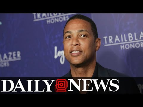 Don Lemon returns to anchor desk after...