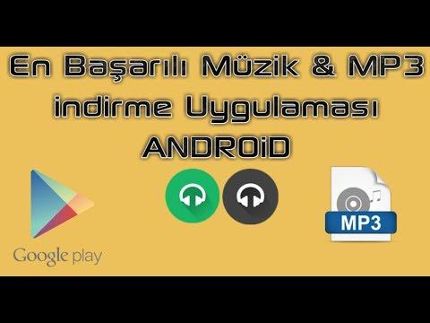 En Başarılı Müzik & MP3 indirme Uygulaması | ANDROİD UYGULAMALAR
