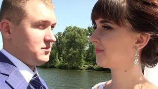 Свадебный клип Сергей и Анна 11 08 18 Свадебная видеосъёмка.Кривой Рог.097 084 34 21
