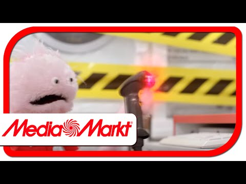 Mark på Media Markt #5 - Mark skjuter med blippern