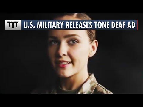 Army Recruitment Ad is Cringeworthy Propaganda