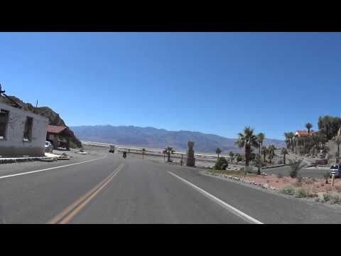 30 Highway 190 Death Valley Junction to Furnace Creek 6