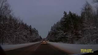01 08 2017 Авария на трассе М5