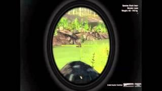 thehunter 2-6x26mm Rifle Scope