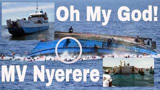 MV NYERERE ILIVYOUA: Hali Ilivyo Muda Huu Kivukoni!