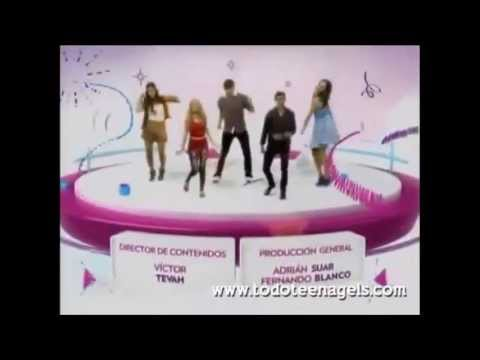 Abertura de Violetta 2 (Disney latino) ! Travel Video