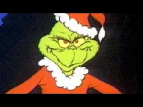 Story Time With Karl Childers - The Grinch