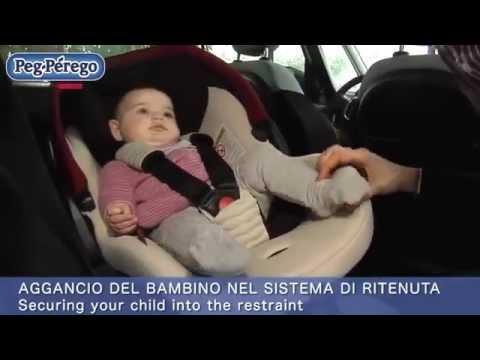 Автокресло Peg Perego Primo Viaggio SL TRI FIX