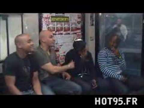 Psy4 de la rime Interview Hot 95 1/3