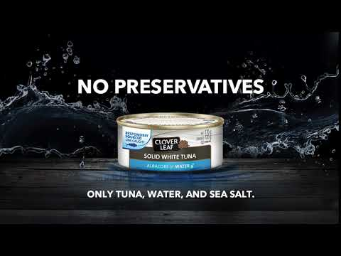 Clover Leaf Seafoods: All Natural Tuna - Only Tuna, Water And Sea Salt!