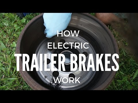 How Electric Trailer Kes Work
