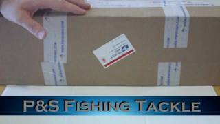 P&S Fishing Tackle Unboxing - Backpacking Rod & Reel Mp3