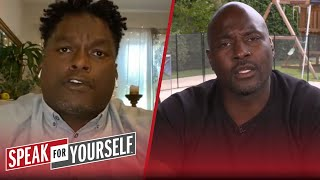 LaVar Arrington agrees with Killer Mike, believes next step is positive agendas | SPEAK FOR YOURSELF