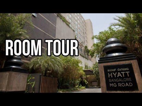 Hyatt Bangalore Room Tour