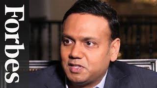 Forbes CMO Interview: Frito-Lay's Ram Krishnan
