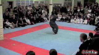Repeat youtube video 韓国宮中武術の演舞
