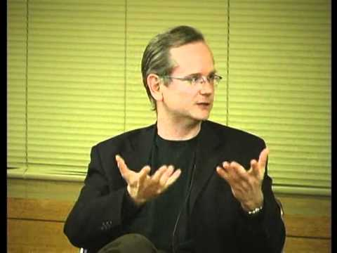 Legally Speaking: Lawrence Lessig