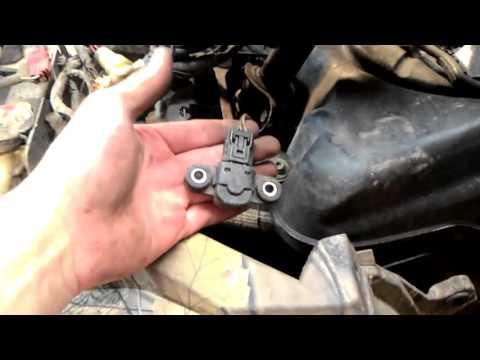 Honda foreman Rubicon rancher bank angle sensor unplug this