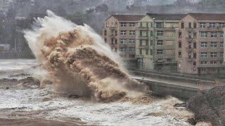 Eine Million Menschen evakuiert - Supertaifun