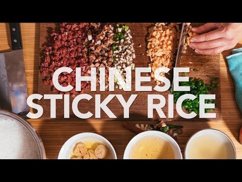 chinese-sticky-rice-糯米饭---instant-pot