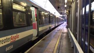 **RARE** Class 315 on platform 1 at Shenfield